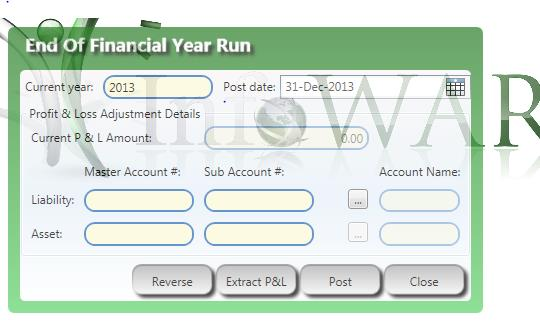 Leverage InfoWARE Financials to optimize Financial Year