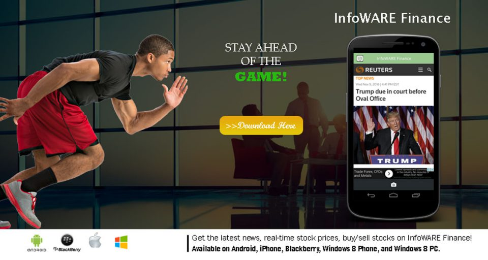 Discover New Opportunities with InfoWARE Finance App - InfoWARE Limited