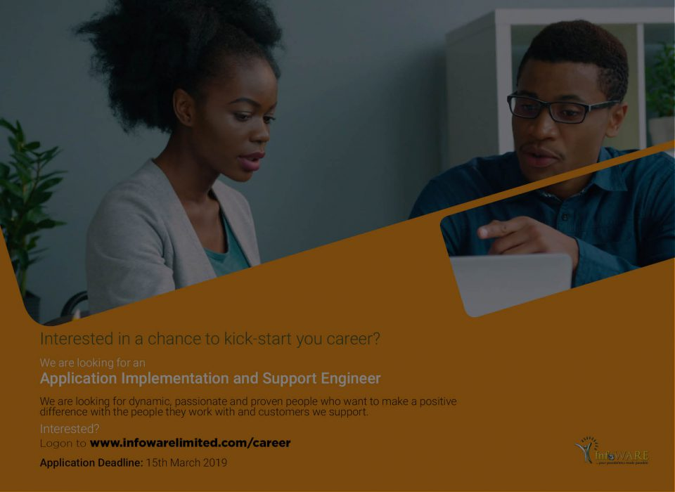 IMPLEMENTATION AND SUPPORT ENGINEER ADS