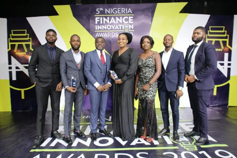 InfoWARE wins financial technology provider of the year 2019 Awardat the 5TH Nigeria Finance Innovation Awards 2019.